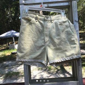 80's Vintage Wrangler Mom Shorts